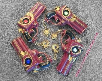 Scarborough Fair (Bayonetta Guns)