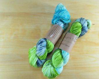 Comfy Sport Yarn - Hand Dyed Superwash Merino