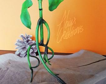 Bowtruckle - Plant Creature - OOAK