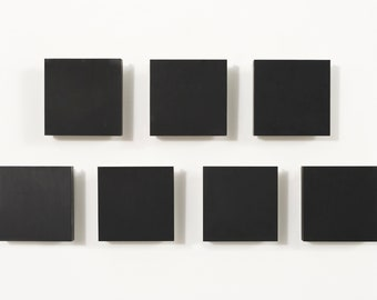 Set of Square Light Sconces by Charlotte Perriand