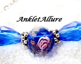 Elegant Chain Ankle Bracelet Flower Anklet Sinple Anklets for Women GUARANTEE
