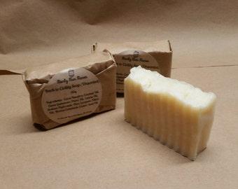 Back to Civility Soap  110g/bar / Homemade Soap / Soap for Men / Patchouli Soap