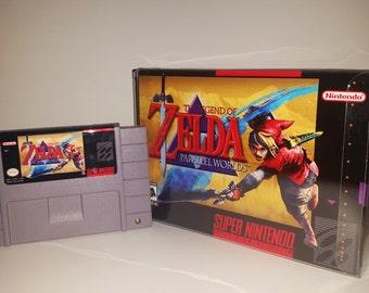 Zelda Parallel Worlds