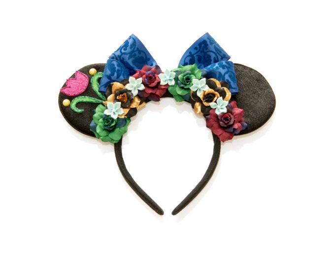 Princess Anna Mouse Ears Headband
