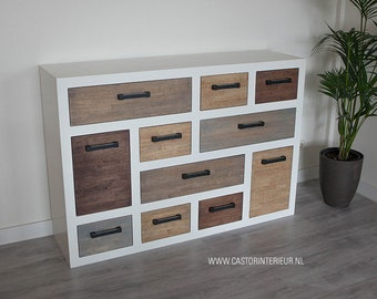 Drawer Cabinet 6925