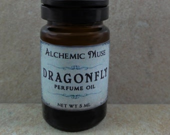 Dragonfly - Perfume Oil - Limited Edition