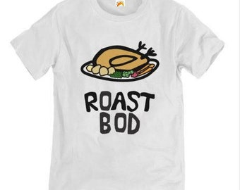 Roast Bod T-shirt  -  Hull Culture supporting Shine Relief Trust