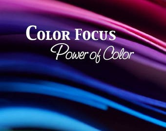 Color Focus Booklet and Corrective Color Wheel