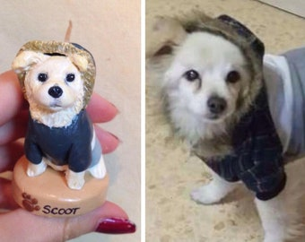 Personalized Pet Figurines