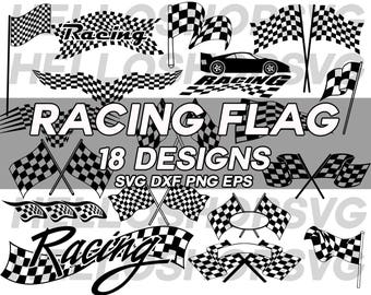racing flag svg, race flag, car race flag , chequered flag, waving flag, checkered flag, race svg, racing svg, silhouette, svg, dxf, png