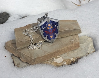Necklace   Legend of Zelda   Hylian Shield 2.0