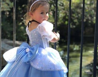 cinderella dress, cinderella party, cinderella birthdayparty, cinderella costume, cosplay, cinderella inspired
