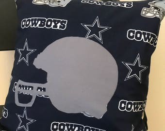 Dallas Cowboys Throw Pillowcase