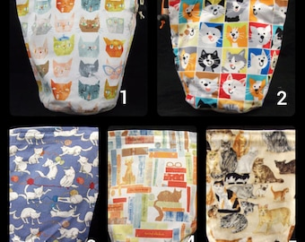 Cats project bags