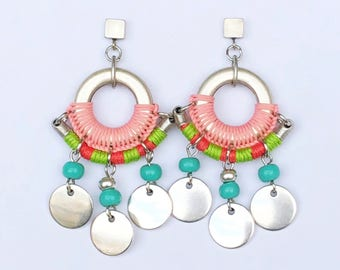 ARIMACA ethnic earrings