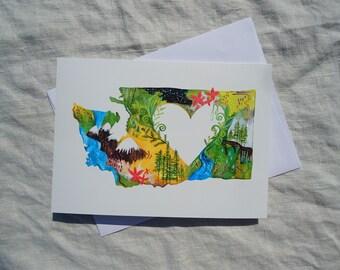 CARD - Washington State