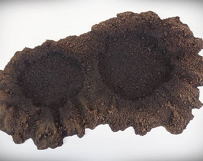 Wargame Terrain - Double Crater A – UNPAINTED KIT - Miniature Wargaming & RPG blast crater terrain