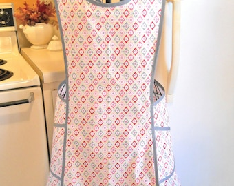 Old Fashioned Full apron with a Crossover Back XXL