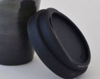 IN STOCK, Silicone Lid, Replacement Travel Mug Lid