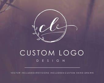 Custom logo design custom branding package professional logo designer blog header branding