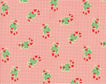 Swell Christmas Red 31124 12 by Urban Chiks for Moda Fabrics