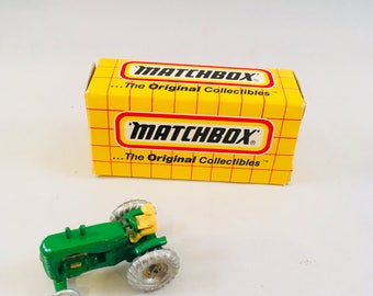 Matchbox Farm Tractor 1988