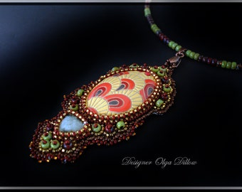 The Golem. Necklace