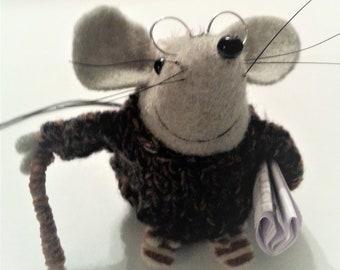 Grandpa Mouse