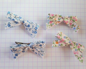 Double duo of liberty hair clips - Alligator Clips