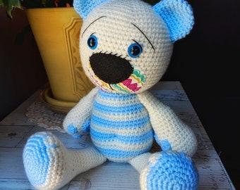 Ashbury the Loving Bear