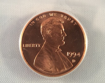 1994-D Lincoln Cent MS67RD ANACS