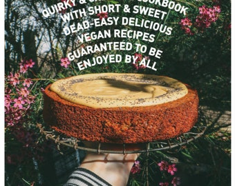 The HBOT Cookbook (digital version) - 30+ easy VEGAN delicious flavour-packed recipes from 'Honeybunch of Onion Tops'