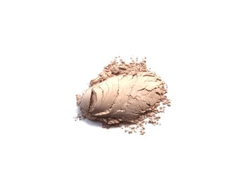 Beige Shade - Light Neutral Undertone - Vegan Mineral Foundation | Powder Foundation | Oil Absorbing | Matte Finish | Non Comedogenic