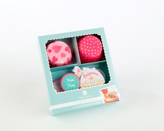 Pretty Princess Cupcake Kit