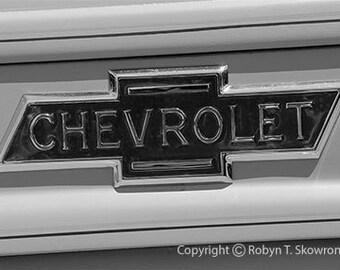 Chevrolet  - 8x10 Fine Art Photograph