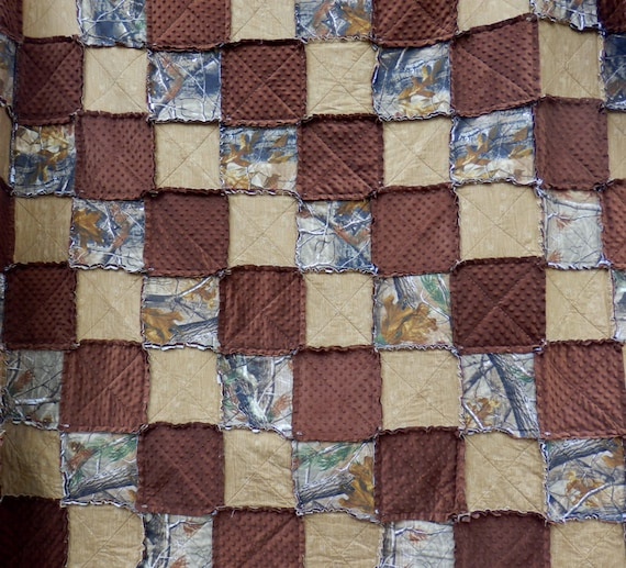 Camouflage King Size Quilt Tree Camo Rag Quilt Camouflage : camouflage quilt - Adamdwight.com
