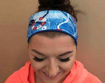NonSlip Headband - Yoga Gifts for Her - Workout Headband - Running Headbands - Running Gifts - Fitness Headband - Fitness Apparel