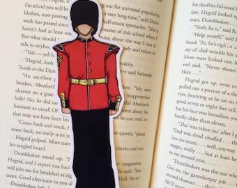 British Guard London Bookmark