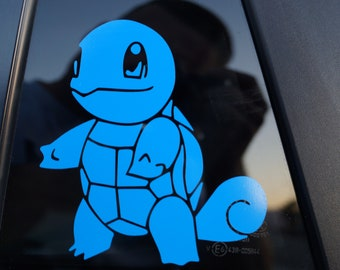 Woah, Squirtle Decal