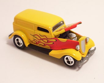 1933 Ford Delivery - Vintage Die Cast Car, 1/64th scale by Johnny Lightning