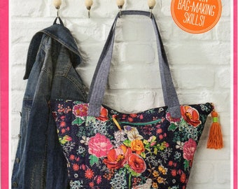 Simply Sewing Weekend Tote Bag