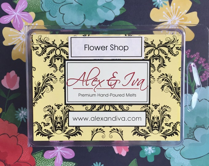 Flower Shop - 4 oz. melts