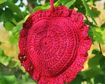 Handmade Crochet Ornament