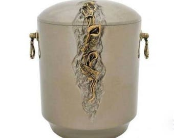 Urn for Human Ashes - Stone Komposit Urn