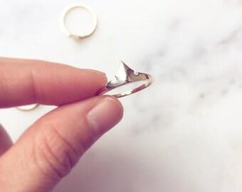 Aurora's Crown Ring