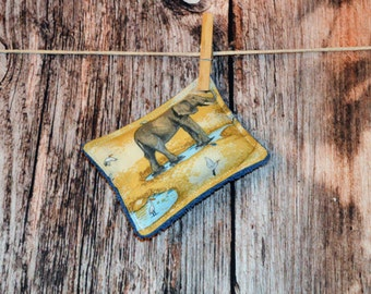 Reusable Sponge - Unsponge - Elephants