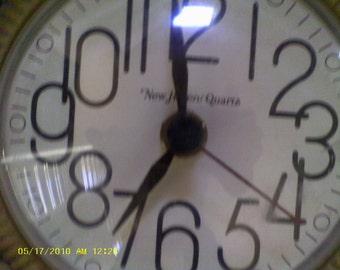 Vintage Kitchen Wall Clock