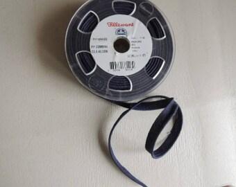 Navy Blue piping polycotton 2.5 mm diameter