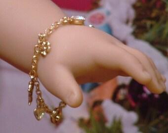 Charm /Bracelet for American Girl Dolls