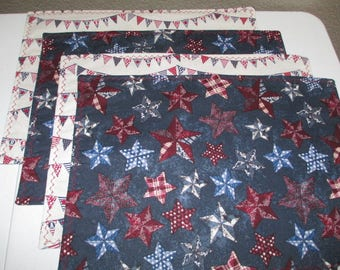 Stars and Banners Placemats